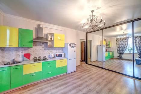 Сдается 2-комнатная квартира посуточно в Ростове-на-Дону, улица Жданова, 15.