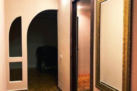 Сдается 2-комнатная квартира посуточно в Челябинске, улица Евтеева, 4.