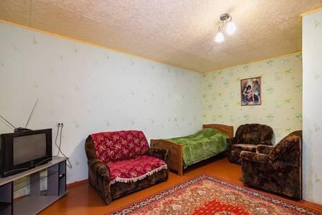 Сдается 1-комнатная квартира посуточно в Бузулуке, 3-й микрорайон, 5.