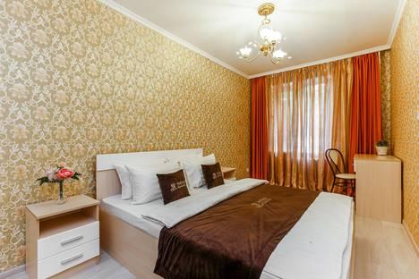 Сдается 2-комнатная квартира посуточно в Москве, Азовская улица, 33к1.