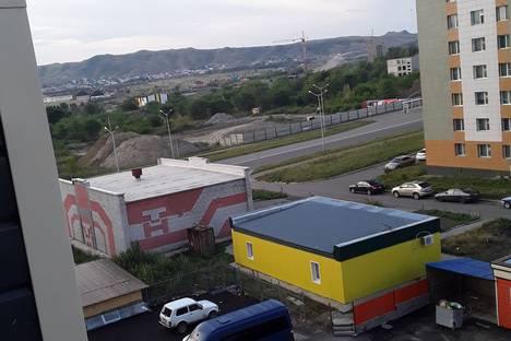 Сдается 2-комнатная квартира посуточно в Усть-Каменогорске, Восточно-Казахстанская область,Казыбек би 5.