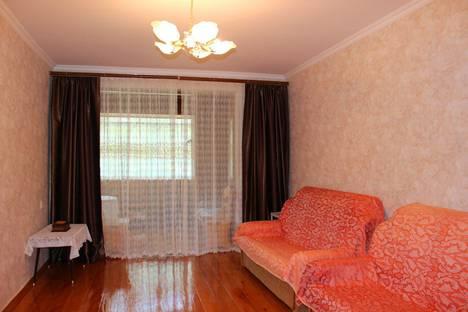 Сдается 2-комнатная квартира посуточно в Новом Афоне, Гудаутский район,Ардзинба д.5.