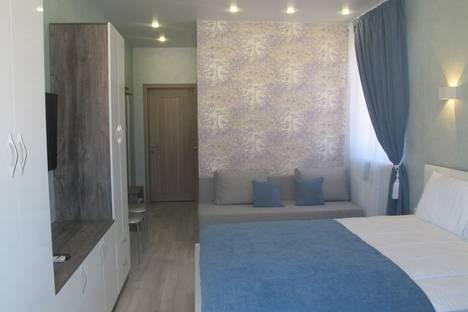 Сдается 1-комнатная квартира посуточно в Адлере, ул. Воскресенская 14/1.