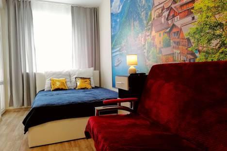 Сдается 1-комнатная квартира посуточно, улица Чапаева, 57.
