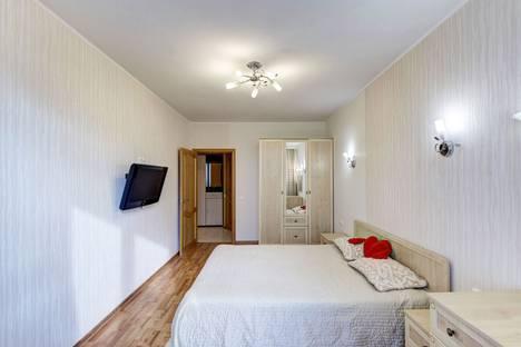 Сдается 2-комнатная квартира посуточно, улица Белинского, 86.