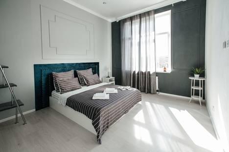 Сдается 2-комнатная квартира посуточно в Казани, улица Павлюхина, 110Г.