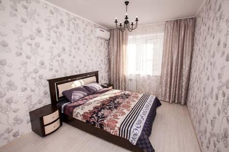 Сдается 2-комнатная квартира посуточно в Липецке, ул теперика д 7.