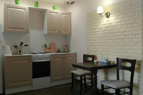 Сдается 1-комнатная квартира посуточно, улица Ю.-Р.Г. Эрвье, 30к4.