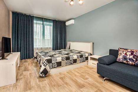 Сдается 1-комнатная квартира посуточно в Тольятти, Автозаводский район, Итальянский бульвар, 24.