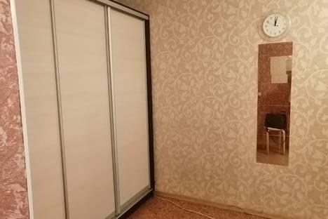 Сдается 1-комнатная квартира посуточно, улица Сони Кривой, 43.