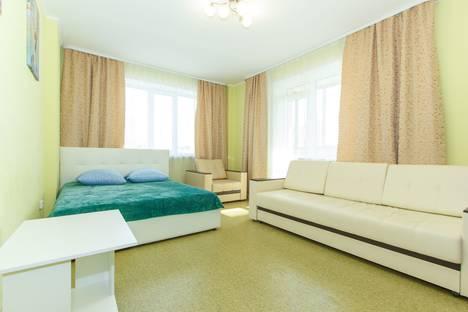 Сдается 1-комнатная квартира посуточно в Новосибирске, улица Серебряные Ключи, 6.