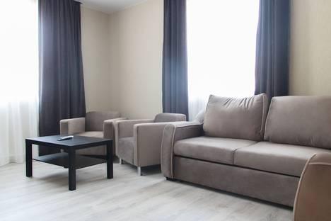 Сдается 3-комнатная квартира посуточно в Казани, улица Волкова, 12.