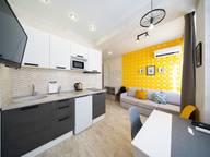 Сдается посуточно 2-комнатная квартира в Адлере. 35 м кв. Сочи, Станиславского 1а