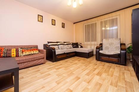Сдается 1-комнатная квартира посуточно в Тюмени, Тихий проезд, 2.