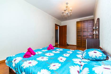 Сдается 3-комнатная квартира посуточно в Нур-Султане (Астане), Нур-Султан (Астана), улица Сауран, 4.