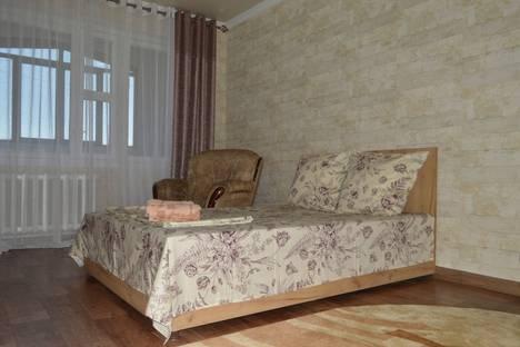 Сдается 1-комнатная квартира посуточно в Бишкеке, улица Исанова, 8.