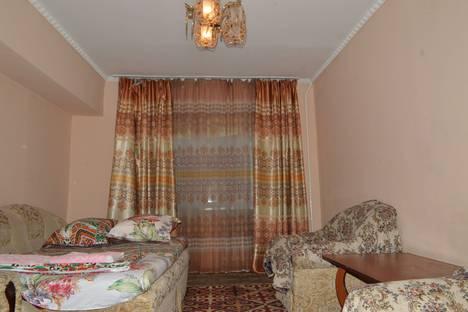 Сдается 1-комнатная квартира посуточно в Бишкеке, Киевская улица, 224.