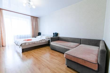 Сдается 1-комнатная квартира посуточно в Барнауле, Красноармейский проспект, 69Б.
