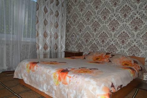 Сдается 2-комнатная квартира посуточно в Бишкеке, улица Гоголя, 5.