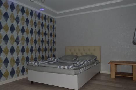 Сдается 1-комнатная квартира посуточно в Бишкеке, улица Исы Ахунбаева, 187.