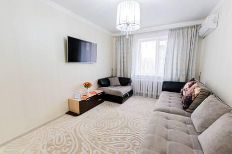 Сдается 2-комнатная квартира посуточно в Нур-Султане (Астане), Нур-Султан (Астана), улица Ханов Керея и Жанибека,  12/1.