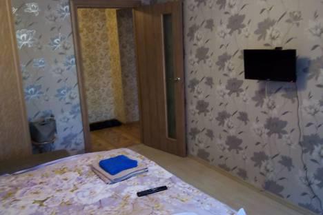Сдается 2-комнатная квартира посуточно в Ярославле, Советская улица 6.