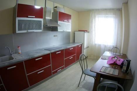 Сдается 1-комнатная квартира посуточно, улица Рауиса Гареева, 109.