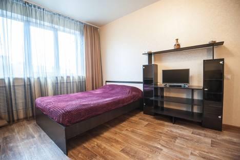 Сдается 1-комнатная квартира посуточно в Воронеже, улица Карла Маркса, 116А.