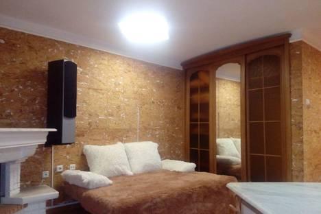 Сдается 1-комнатная квартира посуточно, улица Максима Горького, 59.
