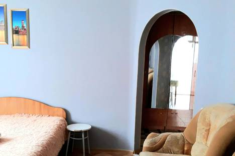 Сдается 1-комнатная квартира посуточно, улица Тухачевского, 28/8.