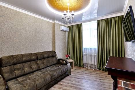 Сдается 2-комнатная квартира посуточно в Краснодаре, Кореновская улица, 57к2.