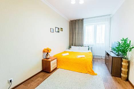 Сдается 1-комнатная квартира посуточно в Нур-Султане (Астане), Нур-Султан (Астана), улица Ханов Керея и Жанибека, 12/1.