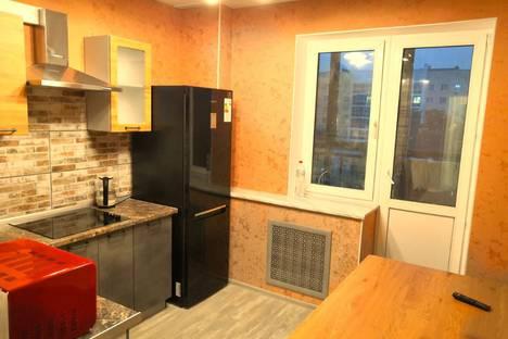Сдается 1-комнатная квартира посуточно, Республика Башкортостан,улица Степана Кувыкина, 41, подъезд 1.
