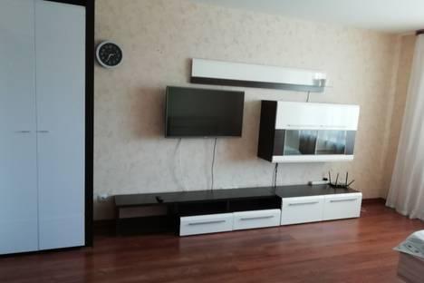 Сдается 1-комнатная квартира посуточно в Великом Новгороде, Завокзальный район, Завокзальная улица, 5.