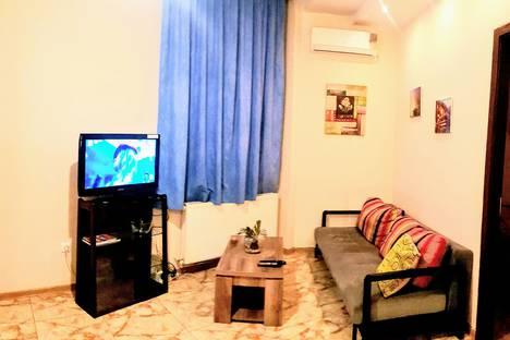 Сдается 2-комнатная квартира посуточно в Тбилиси, район Сабуртало.