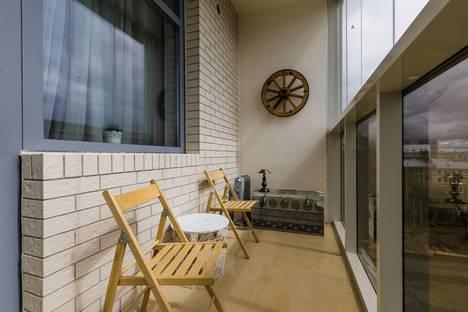 Сдается 1-комнатная квартира посуточно в Санкт-Петербурге, улица Мира, 37.