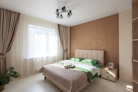 Сдается 2-комнатная квартира посуточно, улица Николая Островского, 93Б.