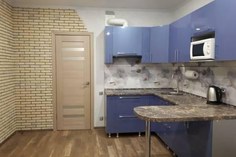 Сдается 2-комнатная квартира посуточно в Астрахани, Моздокская улица, 20.