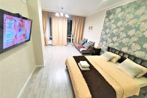 Сдается 1-комнатная квартира посуточно, улица Масленникова, 58.