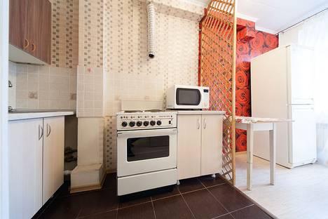 Сдается 1-комнатная квартира посуточно в Томске, улица Лебедева, 65.