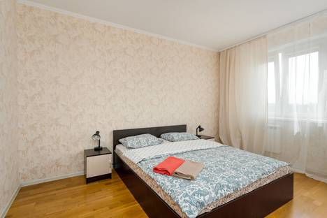 Сдается 2-комнатная квартира посуточно в Мытищах, Юбилейная улица, 30.