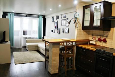 Сдается 1-комнатная квартира посуточно, Ленинский район, улица Свободы, 158.