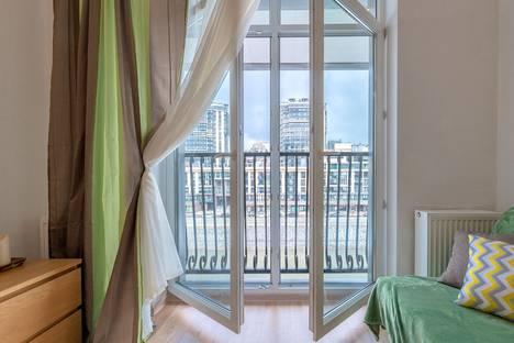 Сдается 2-комнатная квартира посуточно в Санкт-Петербурге, улица Адмирала Черокова, 18к2.