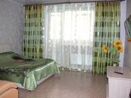 Сдается посуточно 1-комнатная квартира в Абакане. 38 м кв. улица Ленинского Комсомола, 16, подъезд 1