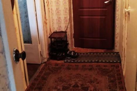 Сдается 1-комнатная квартира посуточно, Кронштадт.