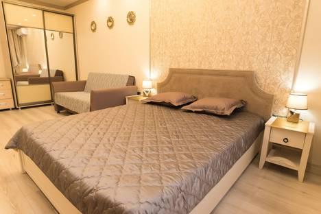 Сдается 1-комнатная квартира посуточно в Ростове-на-Дону, Доломановский переулок, 124 ст2.