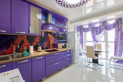 Сдается 2-комнатная квартира посуточно в Уфе, улица Энтузиастов, 16.
