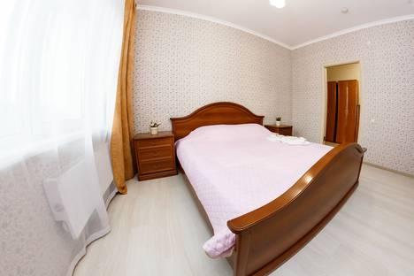 Сдается 2-комнатная квартира посуточно в Кемерове, Притомский проспект, 9.