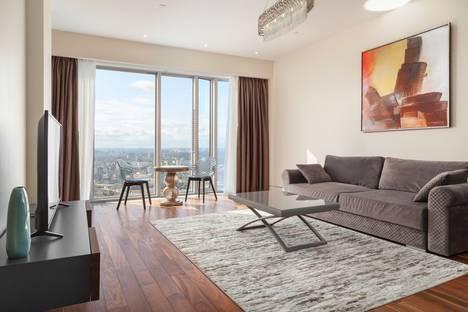 Сдается 2-комнатная квартира посуточно, 1-й Красногвардейский проезд, 21с2.