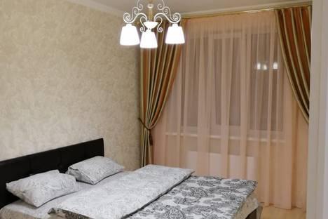 Сдается 2-комнатная квартира посуточно, ул Московская 97.